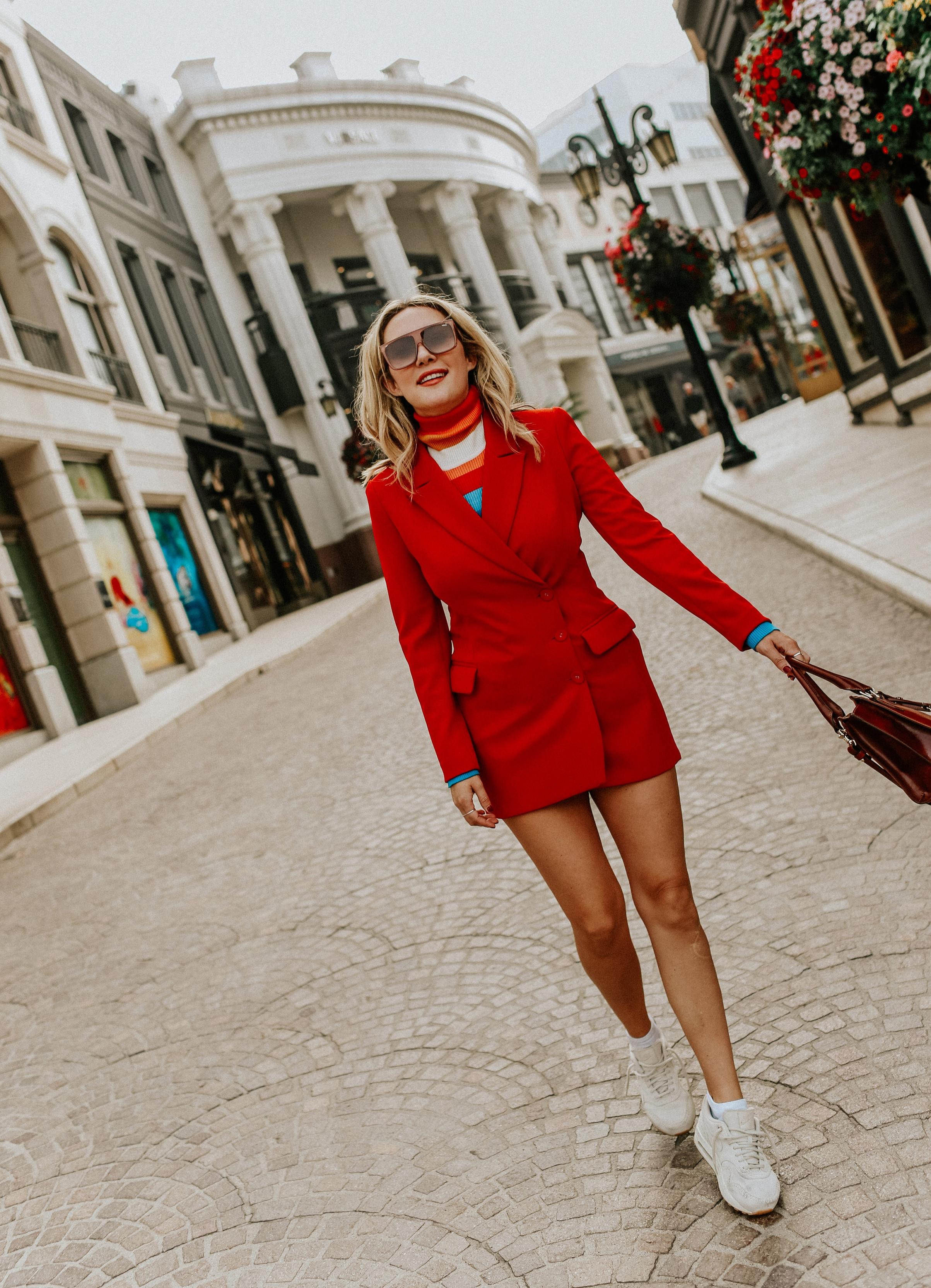 The Style Sauce fashion blogger Genevieve Liebscher