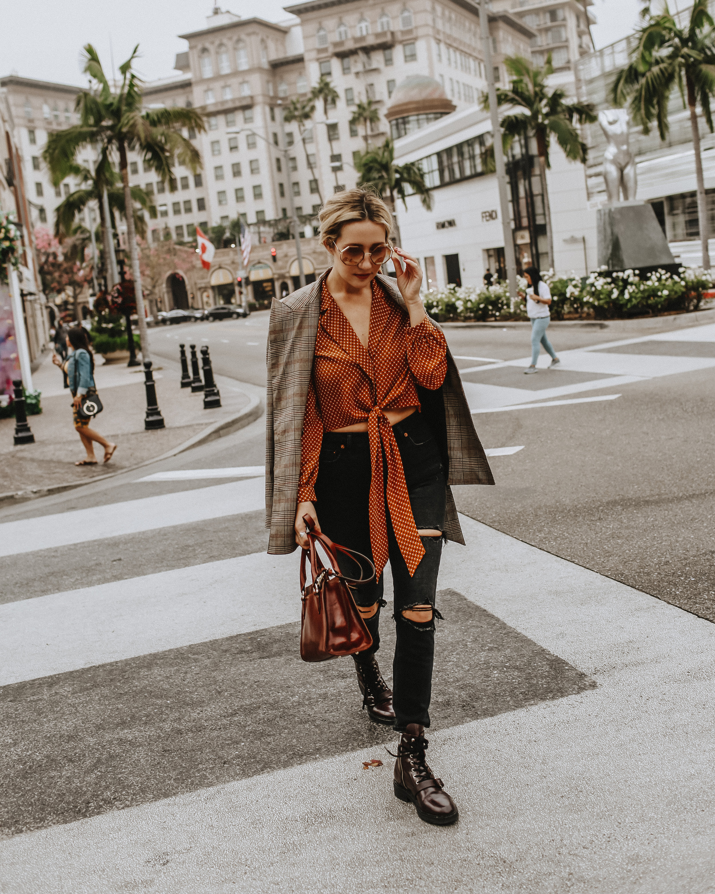 Fall 2018 Street Style // The Style Sauce fashion blog
