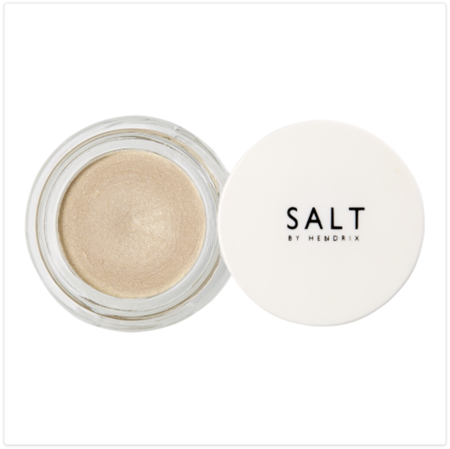 Salt By Hendrix face glow illuminator highlighter