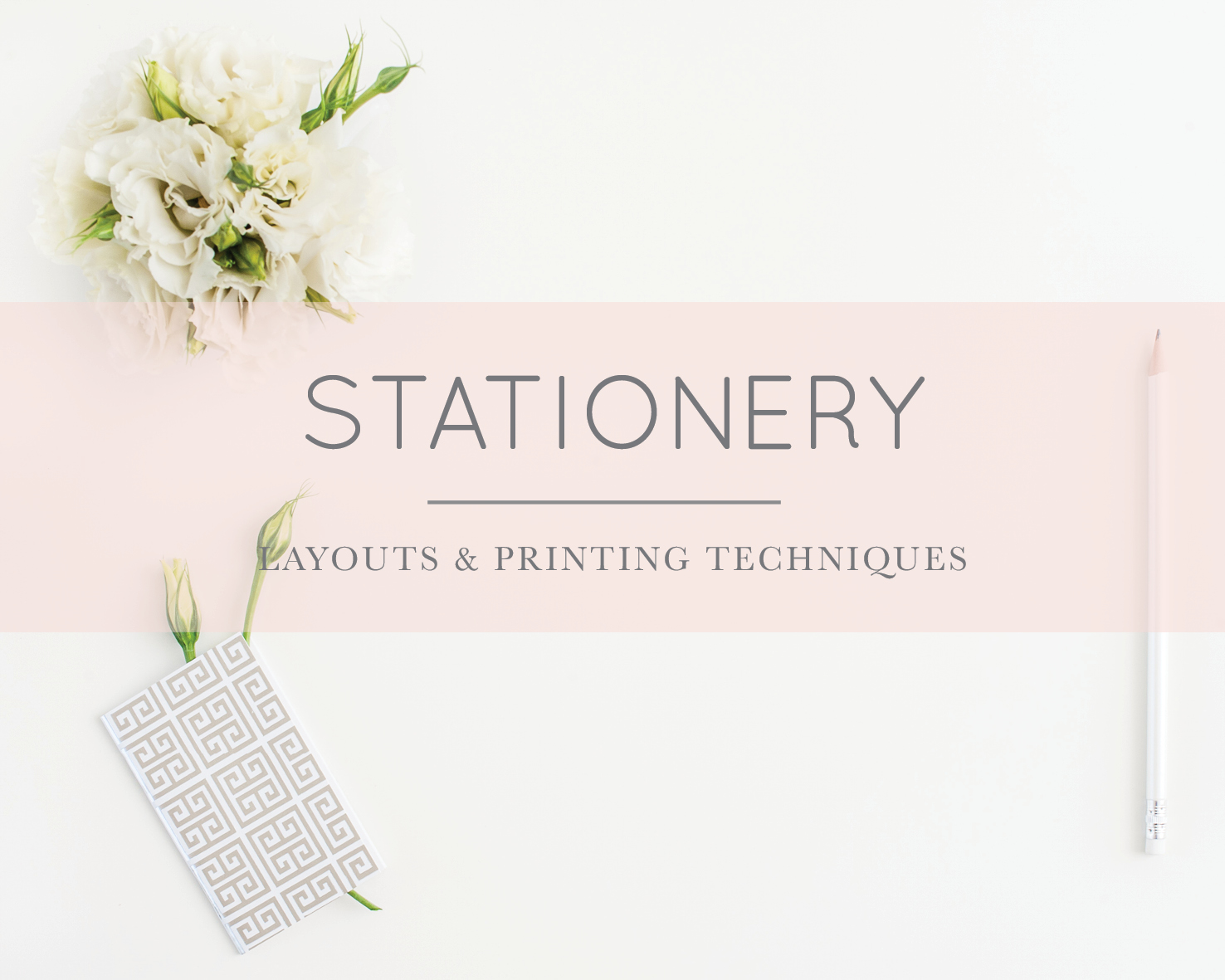 The White Letter Stationery