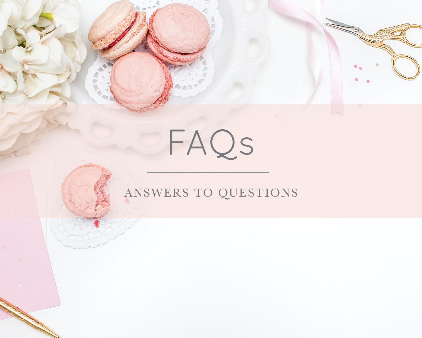 The White Letter FAQs