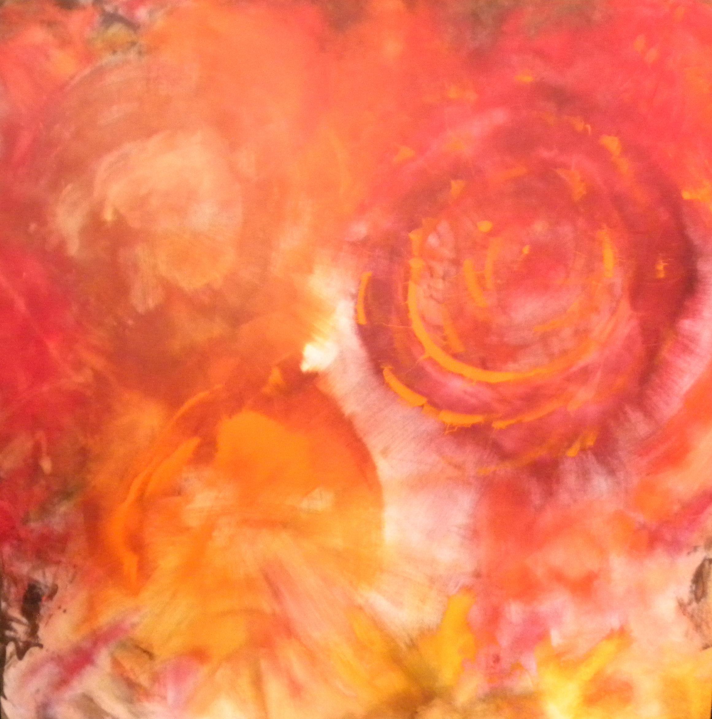 "Untitled - 48 x 48"" - Sold Austin, TX"