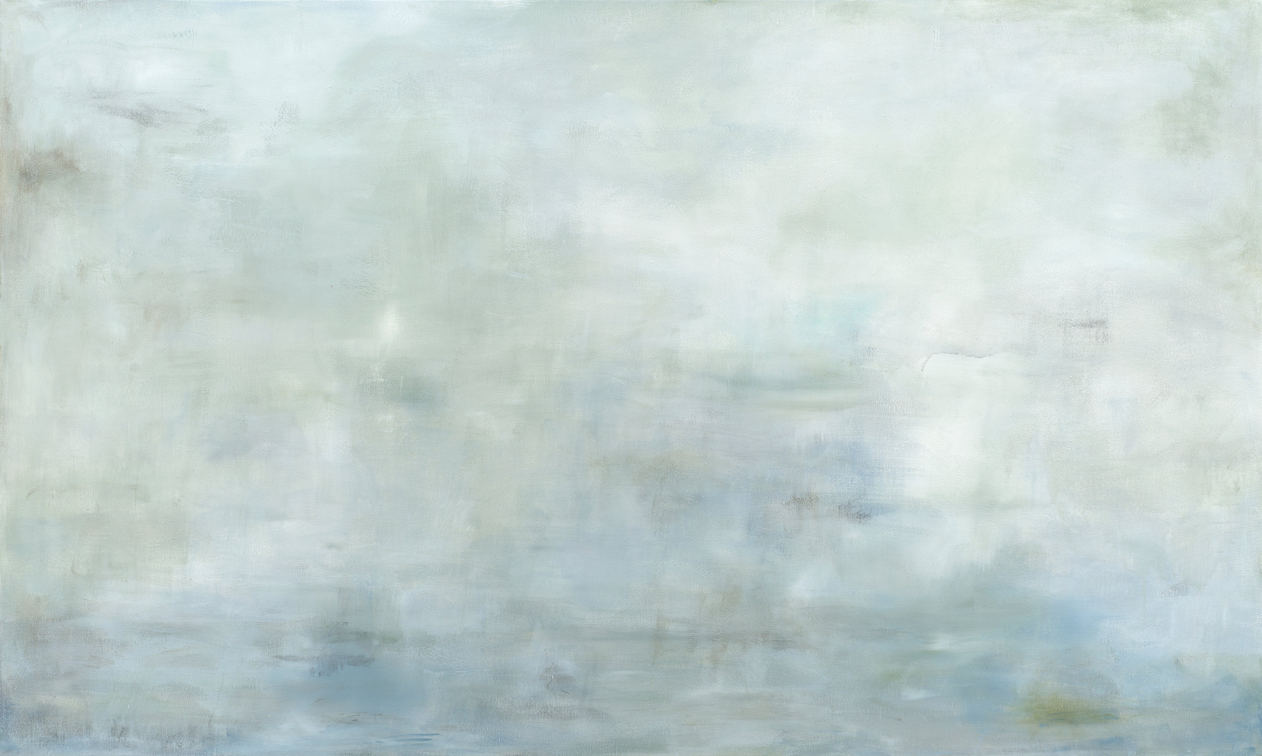 Mystical Morning by the Sea 36x60
