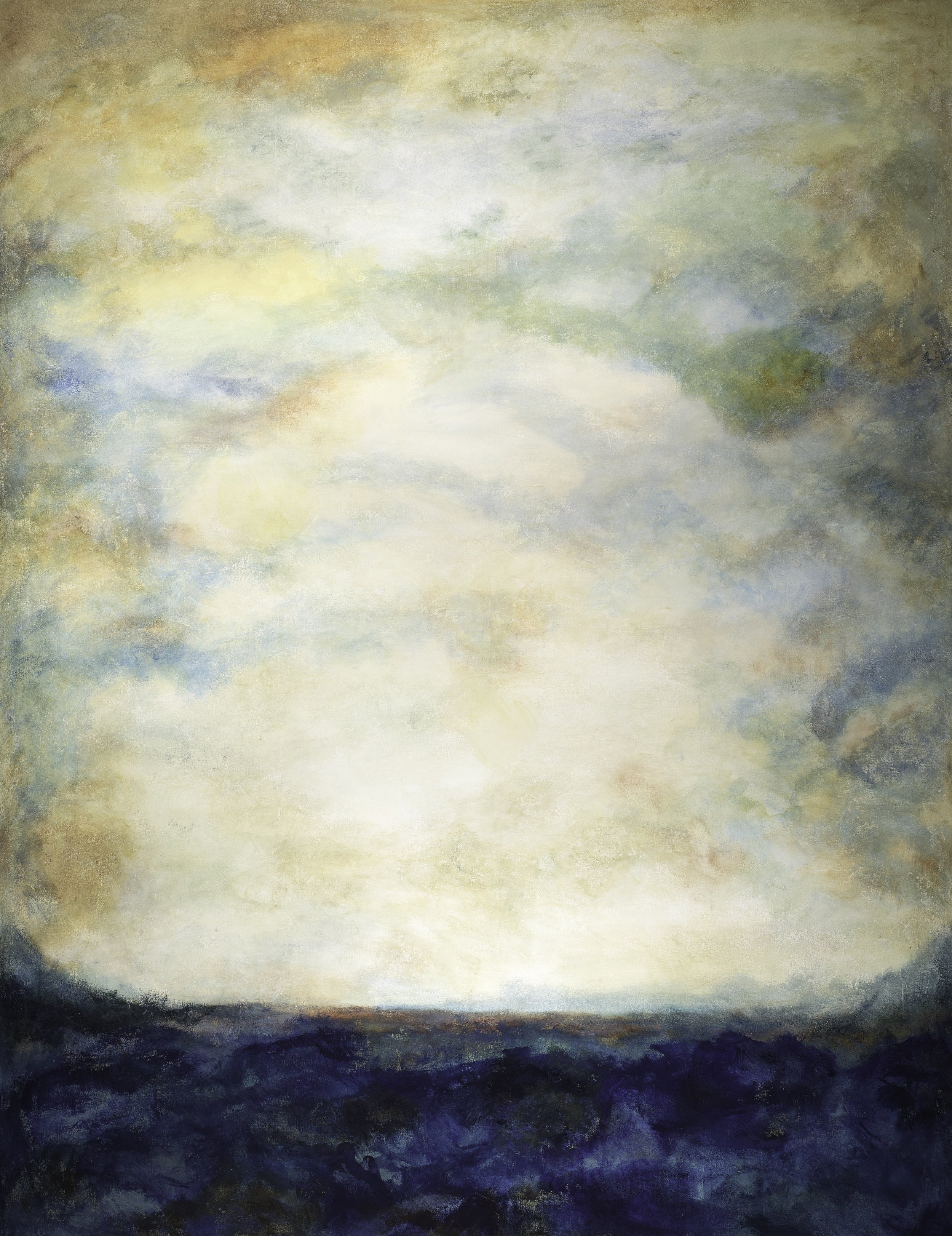 """Passages II"" - 78 x 60"