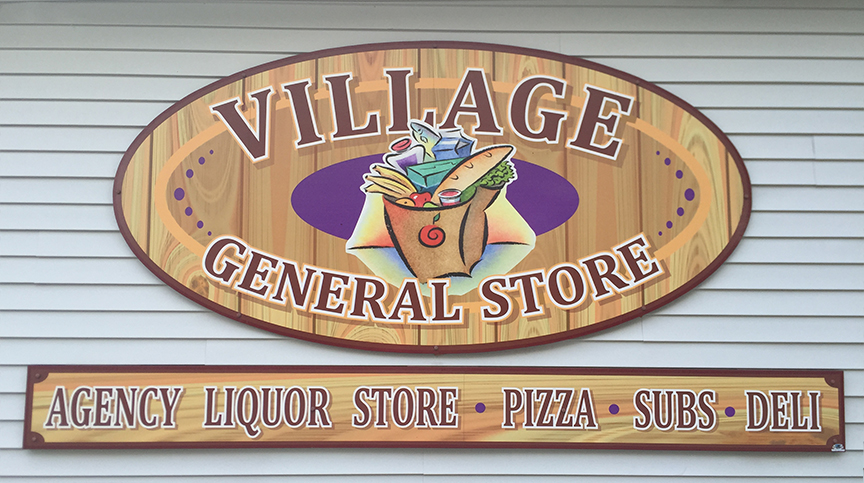 Village General Store at 1143 E Pittston Rd, Pittston, Maine 04345