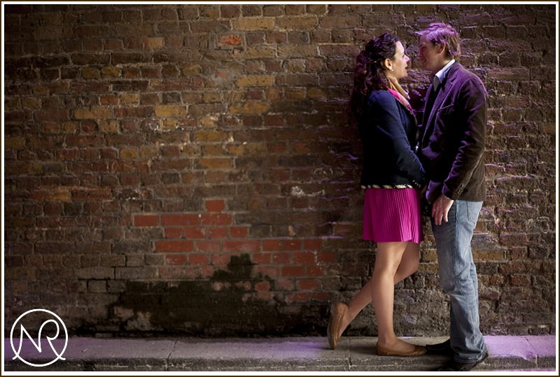 Southbank engagement photography London 07