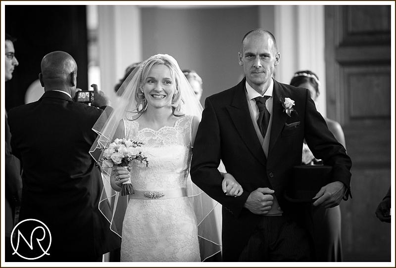 Hampton Court Palace Wedding Photography