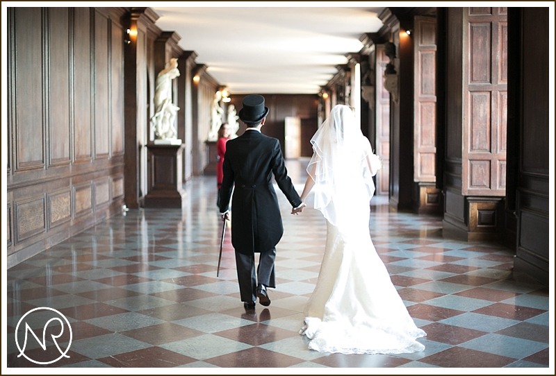Hampton Court Palace Wedding Photographer