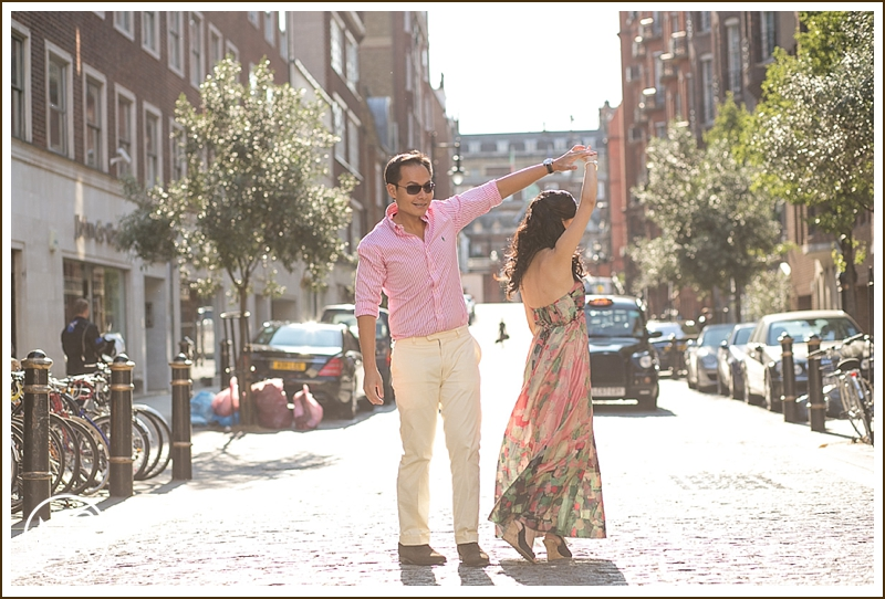 Central London Engagement Photography 5