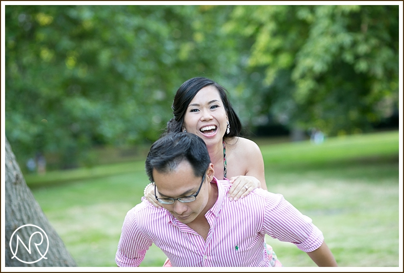 Central London Engagement Photography 8