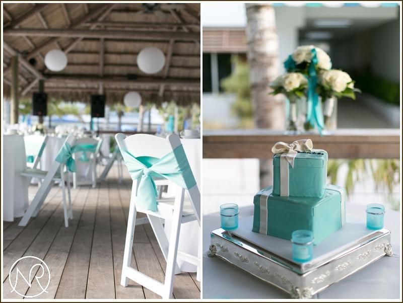 Tiki Hut Wedding Naples Beach Hotel Florida