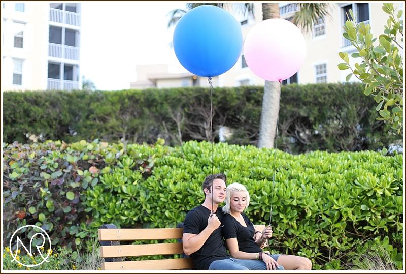 Naples Beach engagement photography Florida 19
