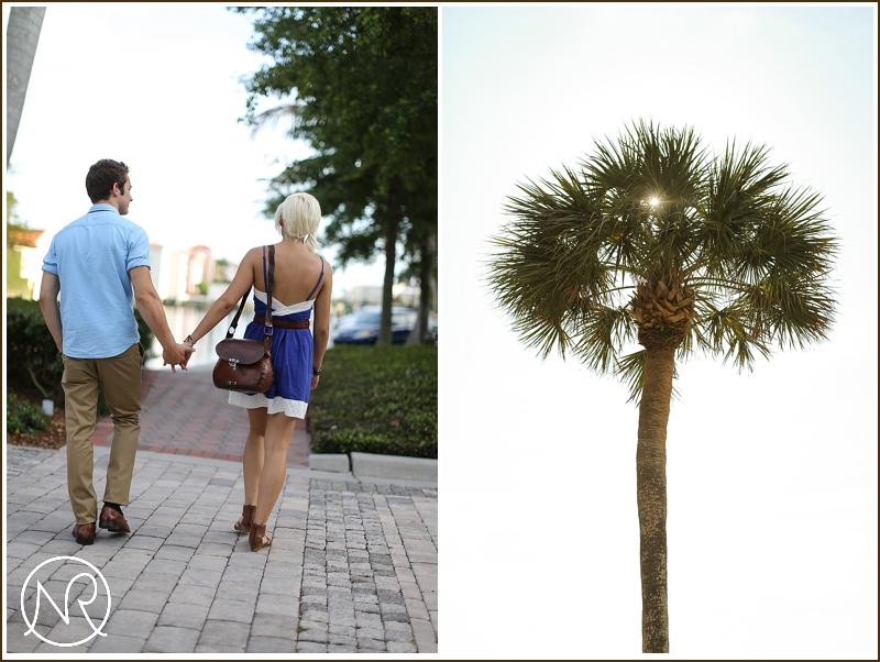 Naples Beach engagement photography Florida 8