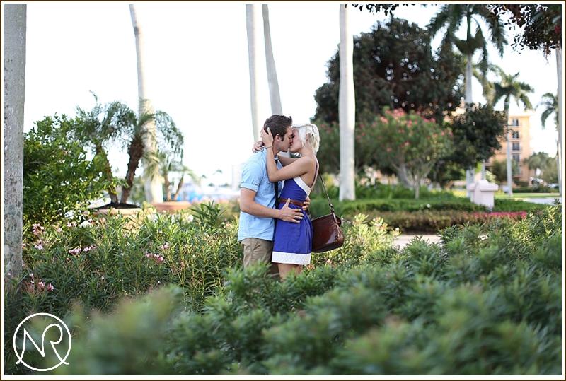 Naples Beach engagement photography Florida 12