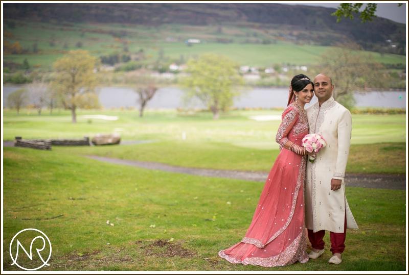 Scotland Pakistani wedding