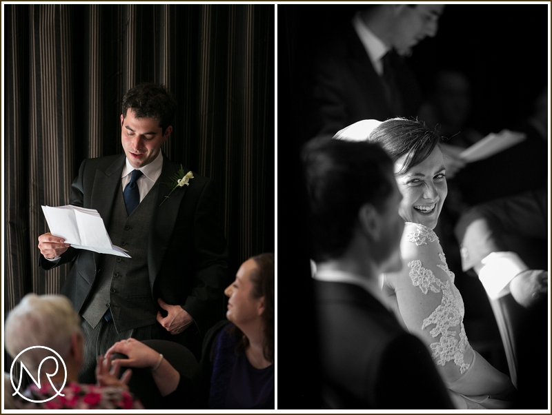 Milton Hill wedding photographs