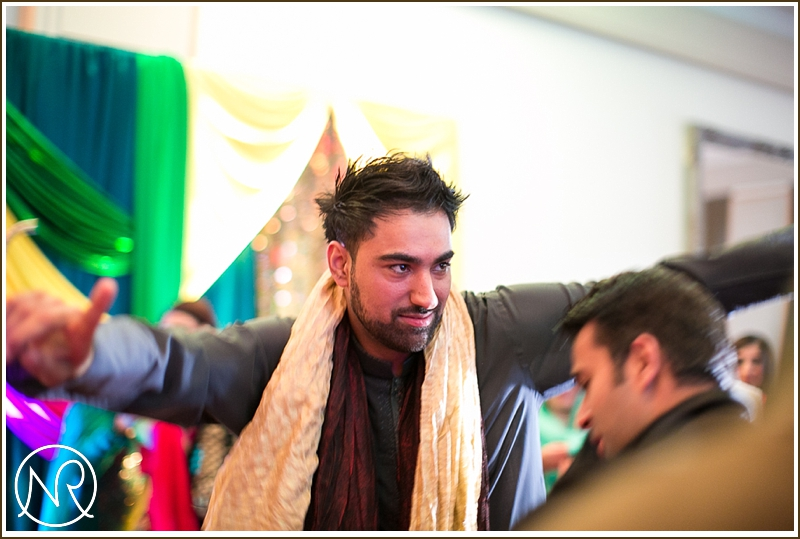Pre Wedding Mehndi