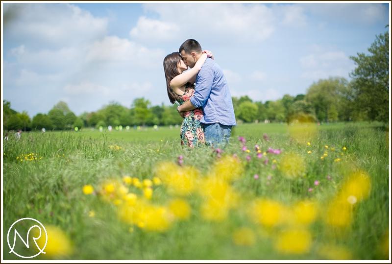 Engagement photographers London