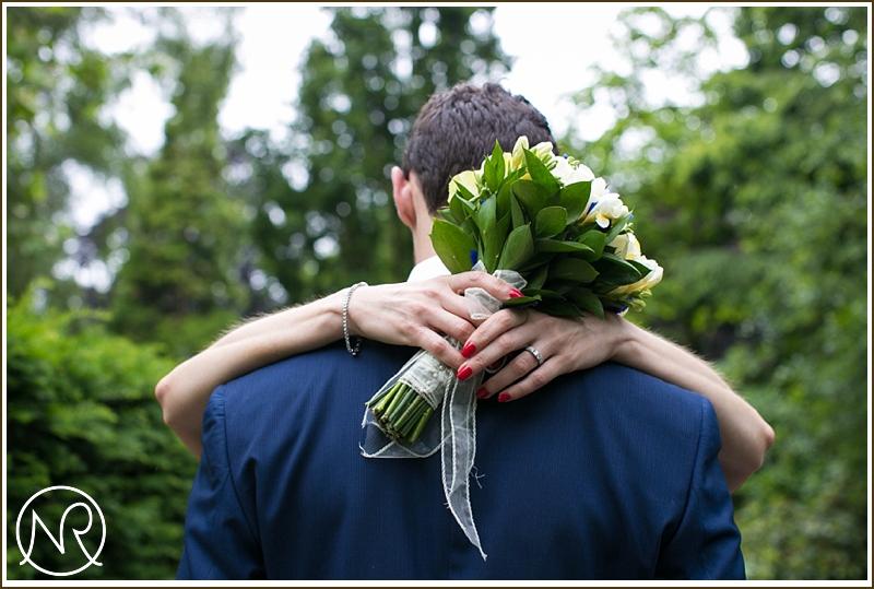 wedding photographer Holland Park London