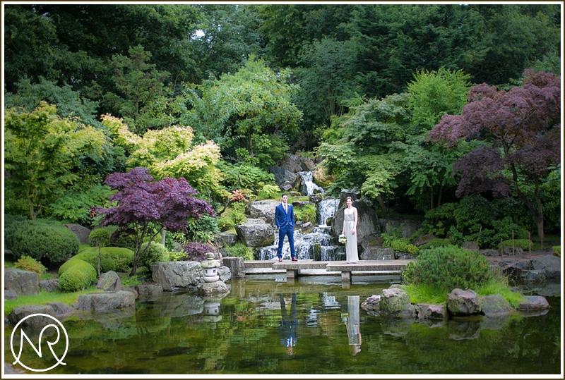 London photographer Holland Park