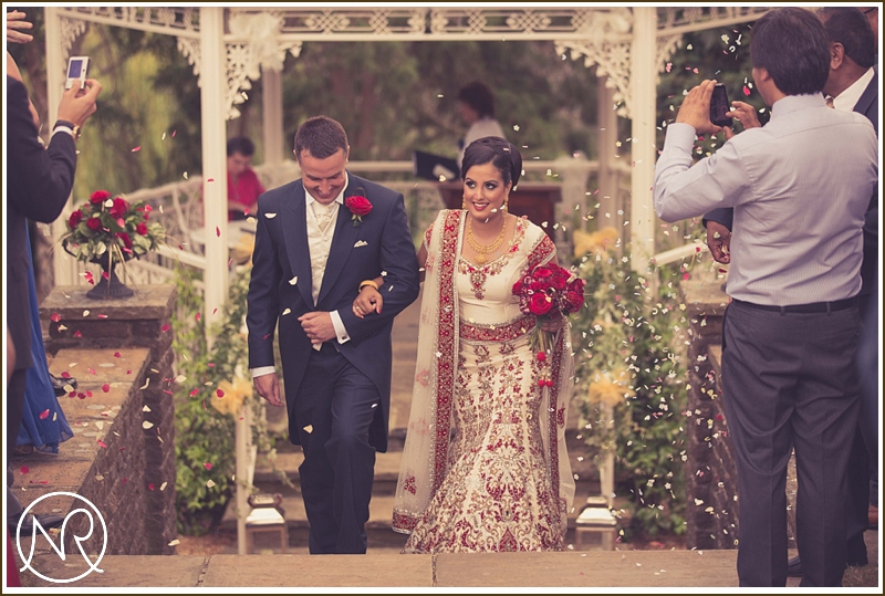 Indian wedding at Pennyhill park Surrey
