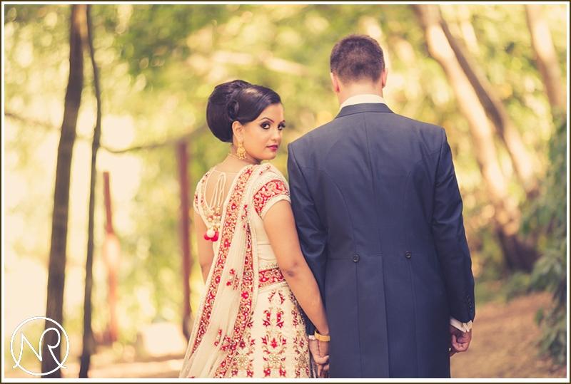 Indian wedding photographer in Surrey