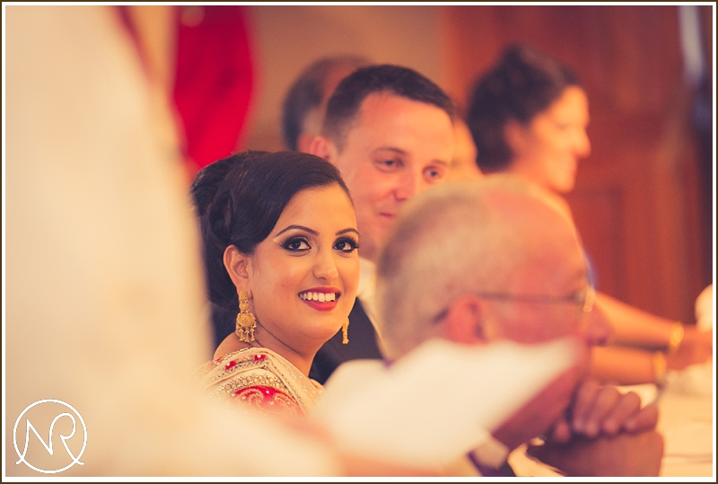 Indian wedding photography at Pennyhill Park in Surrey