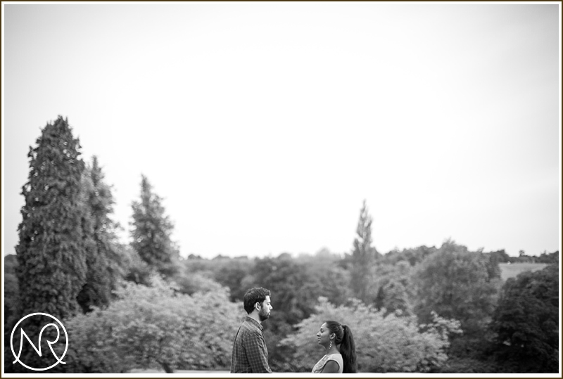 Engagement photographer Surrey
