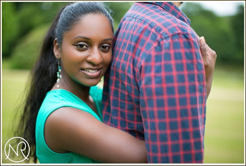 Engagement photographer in Surrey