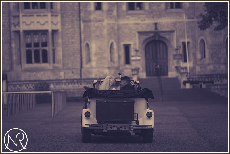 Tower of London wedding photography London