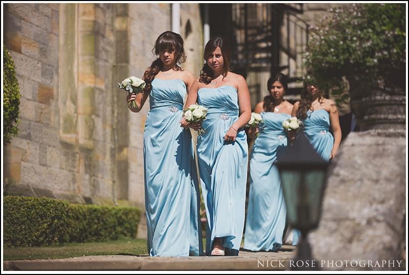 Ashdown Park wedding photo