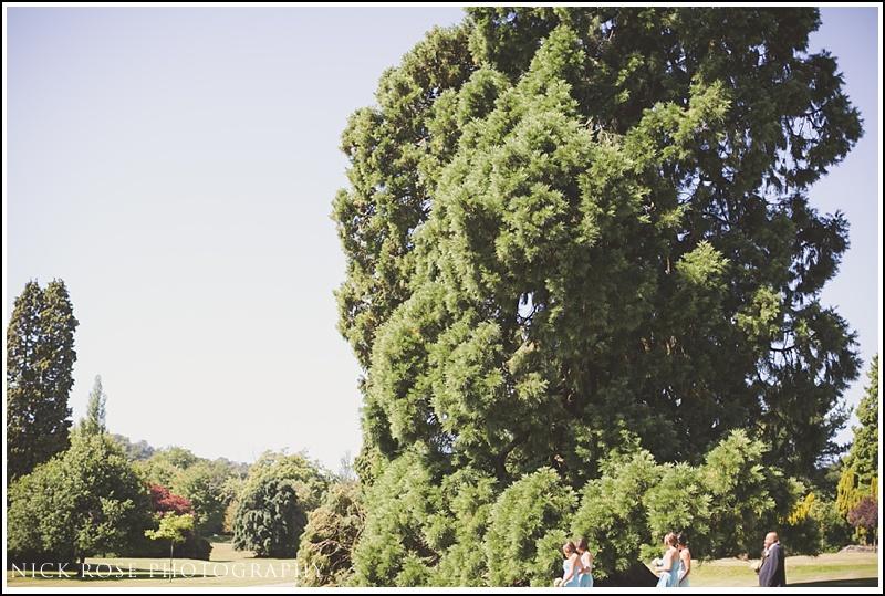 Wedding photographer Ashdown Park
