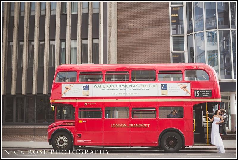 Central London Wedding