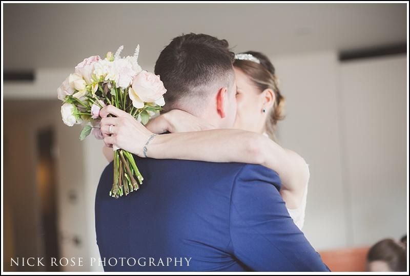 Wedding Photographer One Aldwych London