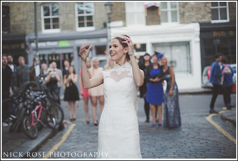 Wedding Photographer One Aldwych in London