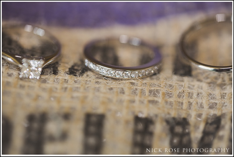Wedding photography Ring Details