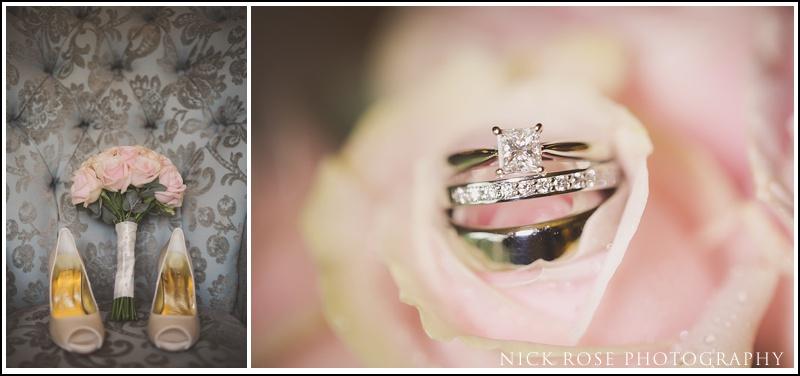 Wedding photography Ring Shot