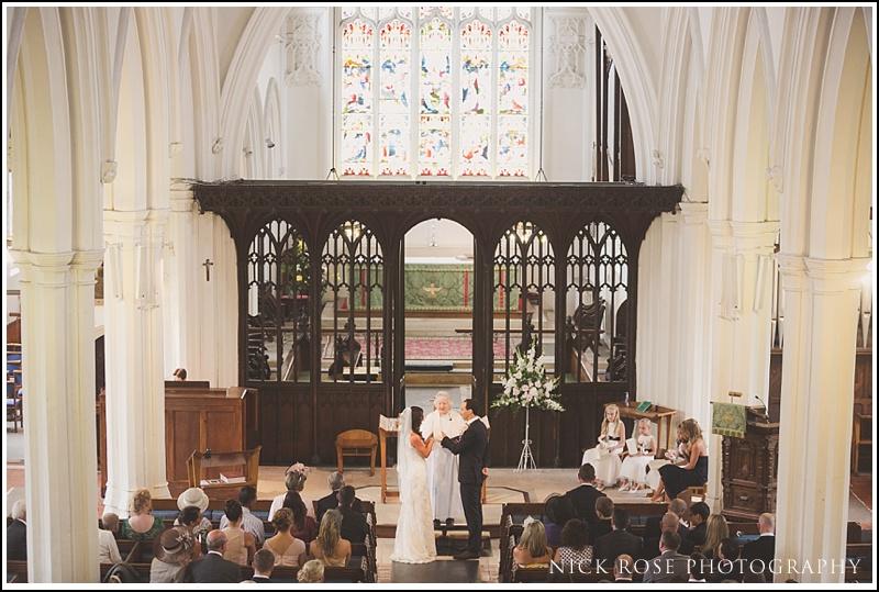 St Michael's Church Wedding Photography