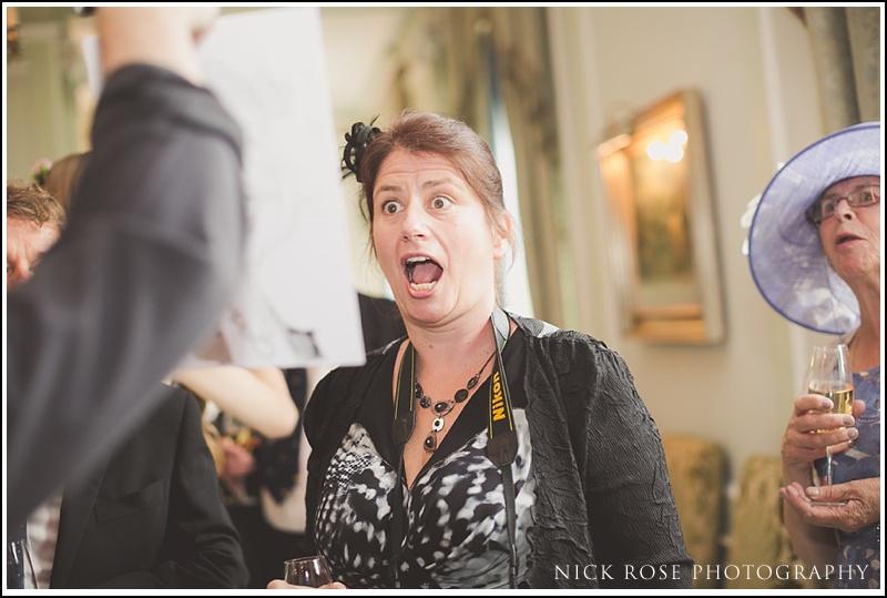Wedding photography RAC Club