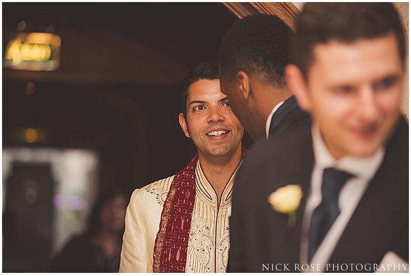 Indian wedding Ashdown Park