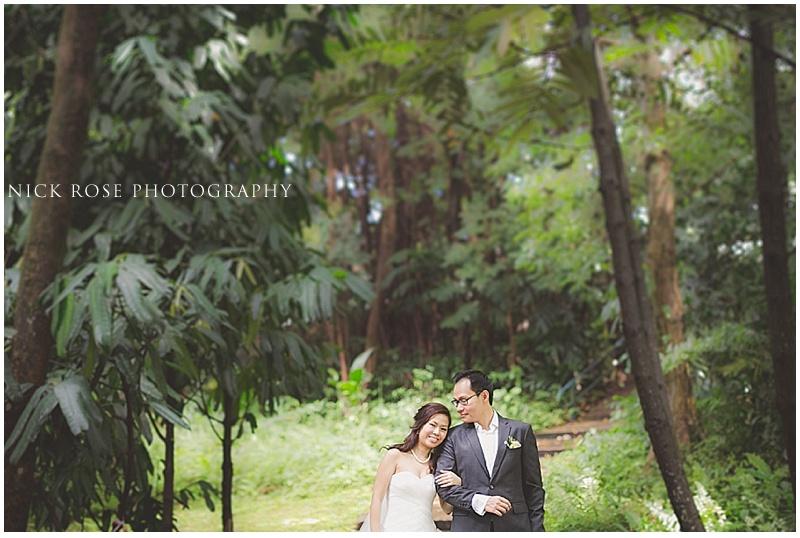 Wedding at Alkaff Mansion Singapore