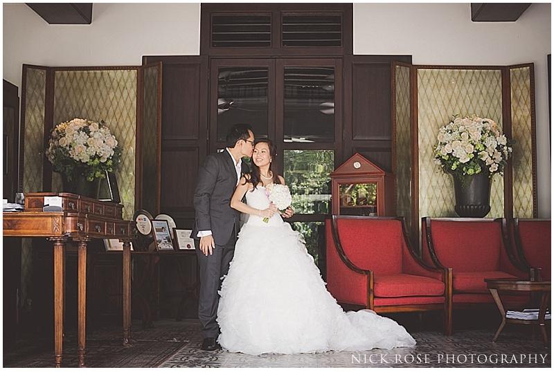 Alkaff Mansion wedding photographer