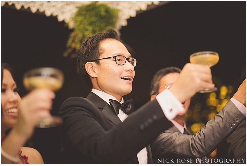 Destination wedding in Singapore