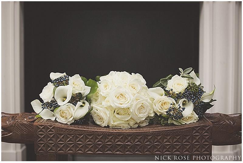 Wedding at Haymarket Hotel London