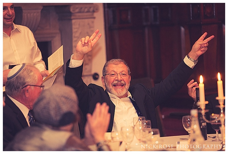 Jewish wedding photography London
