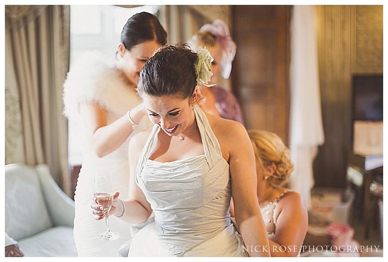 Manor House Hotel Castle Combe wedding photographer