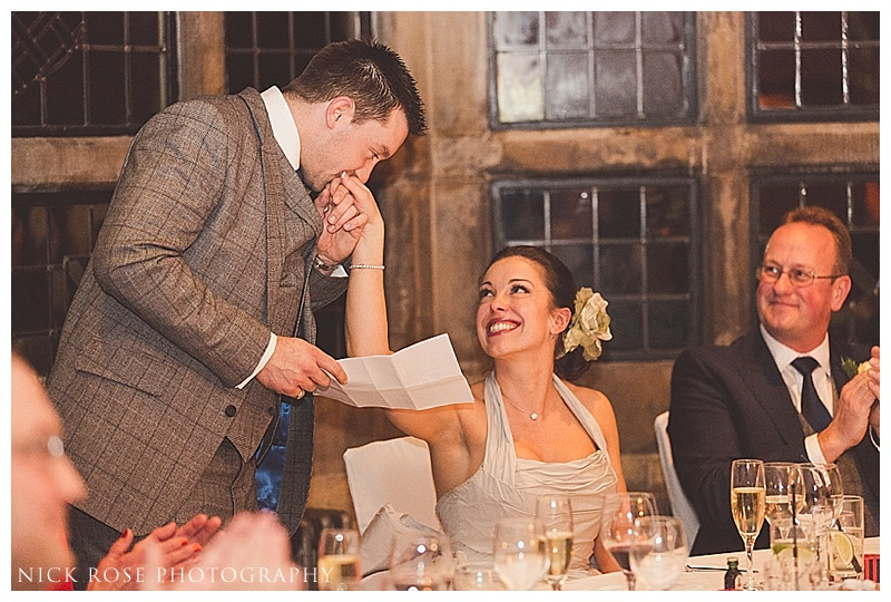 Wedding photography at Manor House Castle Combe