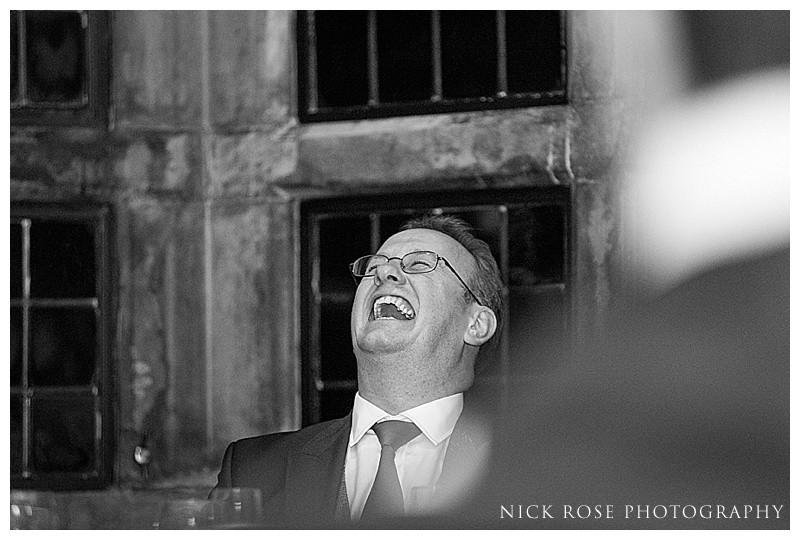 Wedding photography in Bath Castle Combe