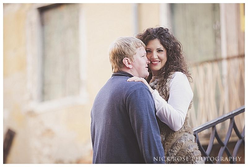 Venice engagement photos