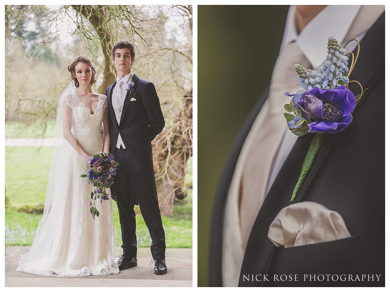 Styled wedding shoot at Cliveden House